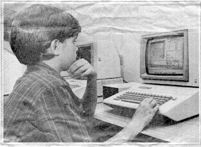 Vav the Computer Boy!