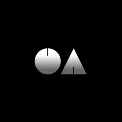 OA Logo on Black
